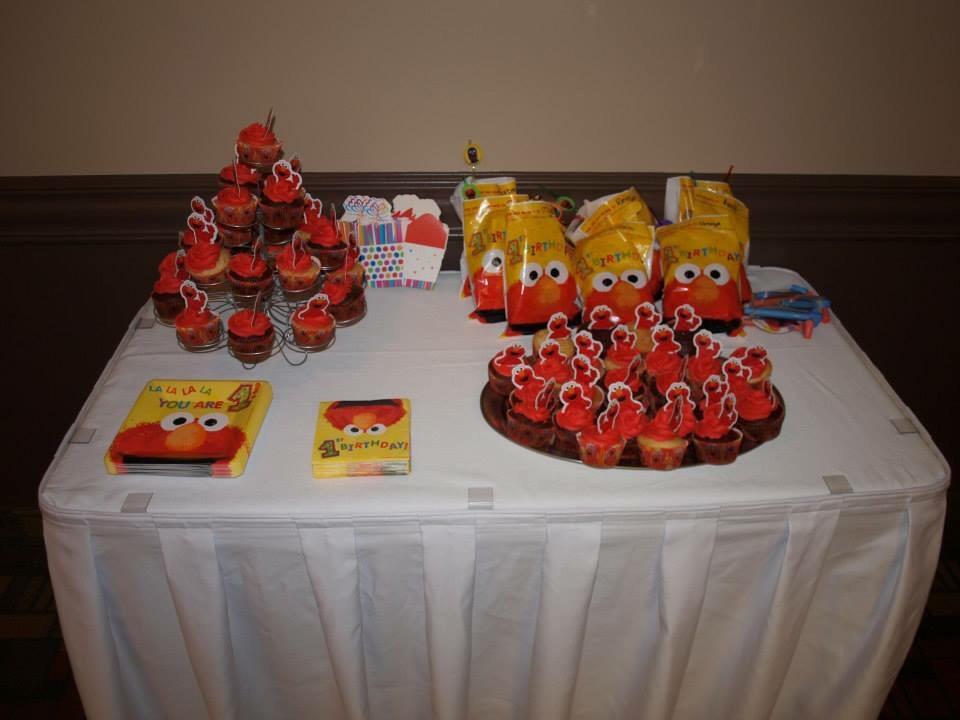 Flashback: Sesame Street Inspired Birthday