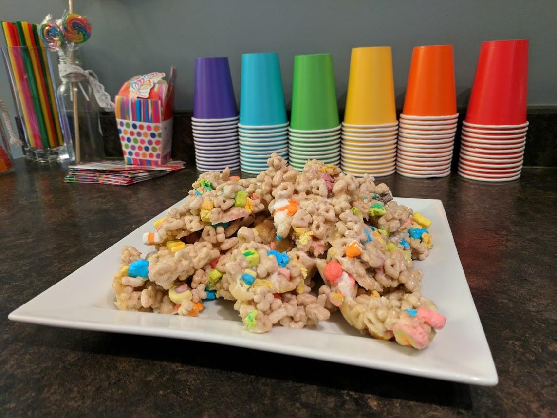 Over the Rainbow Birthday