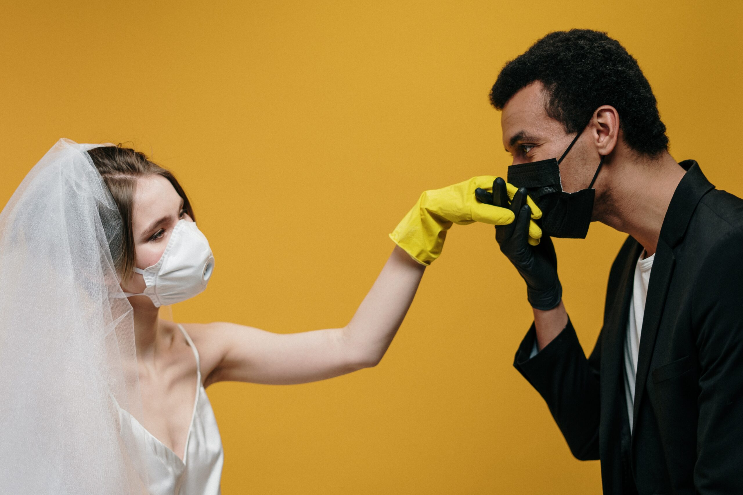 Planning a Wedding in a Pandemic